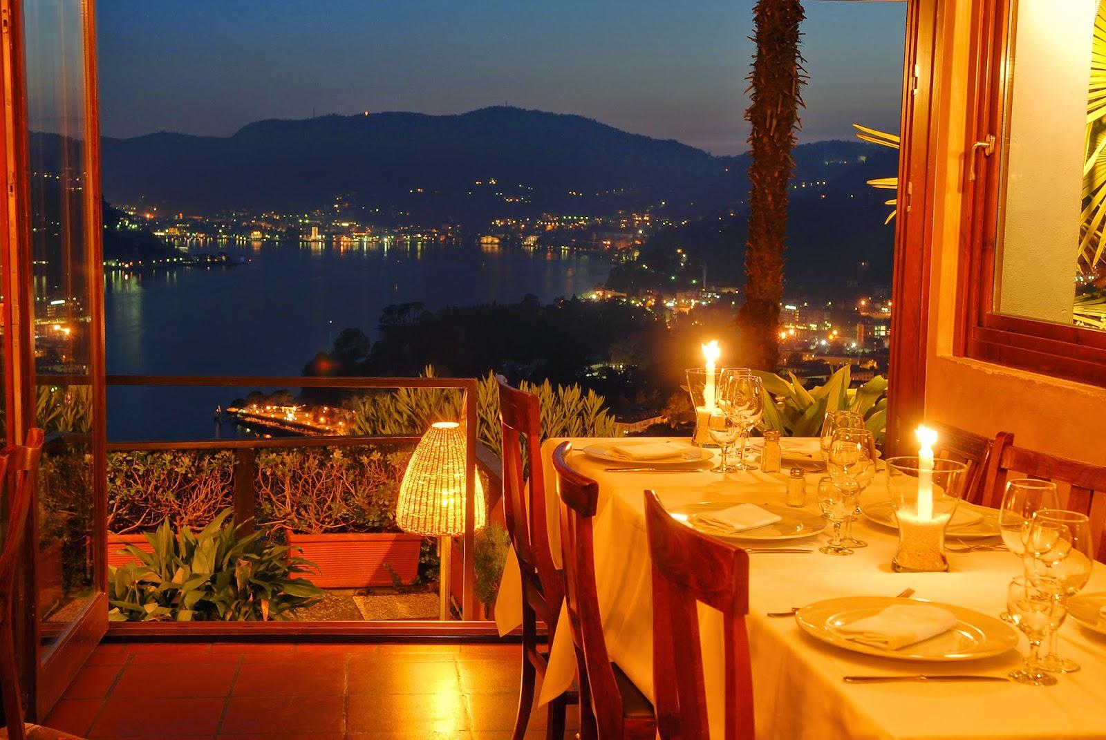 Awesome Ristoranti Sul Lago Di Como Con Terrazza Contemporary ...