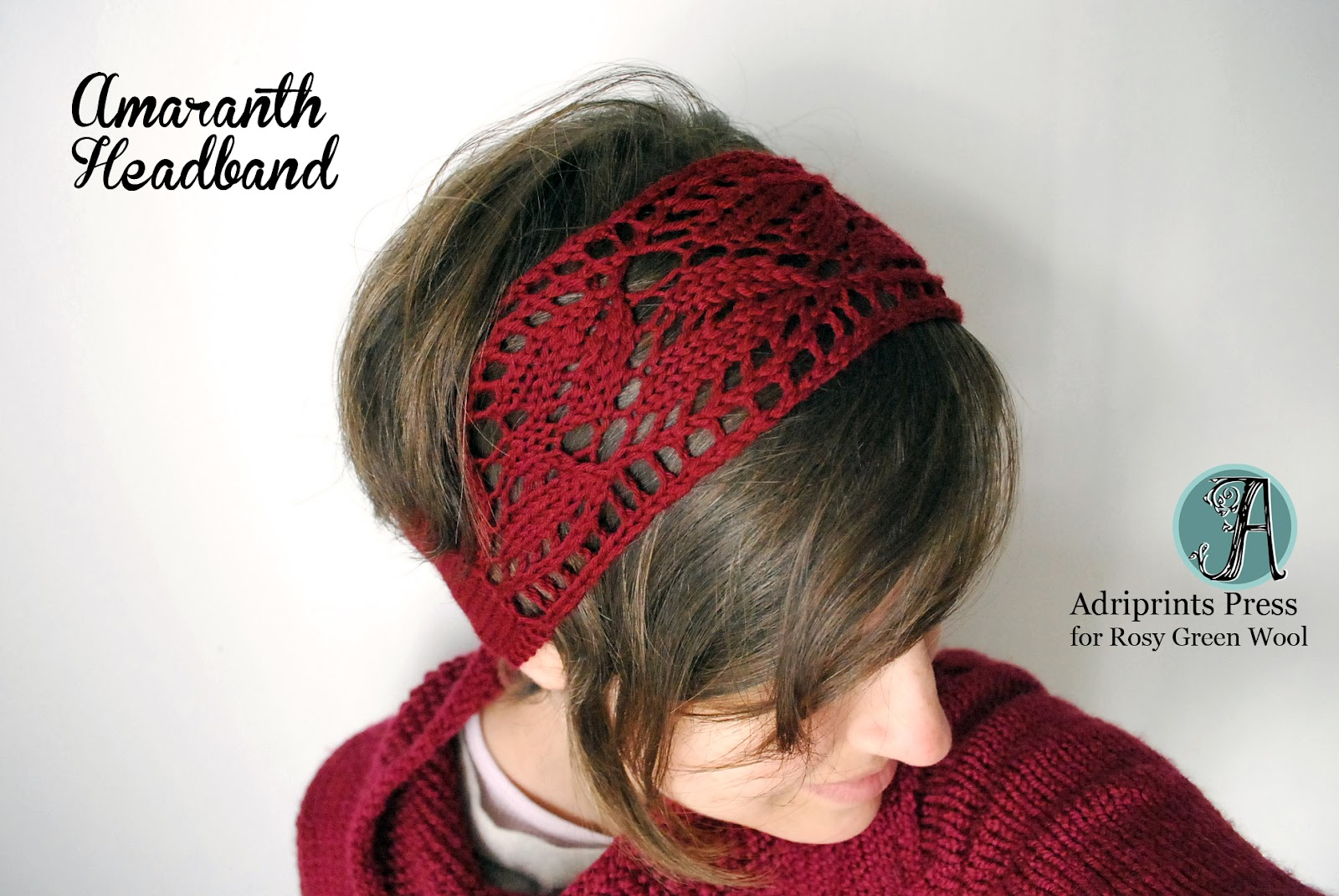 Adri Makes a Thing or Two: Knitting Pattern Shop