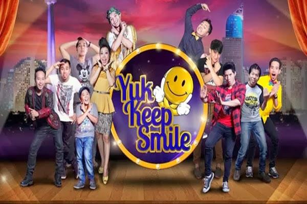 Artis Pemain Yuk Keep Smile