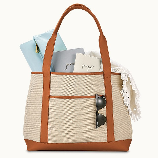 hamptons tote with love from kat by gigi new york