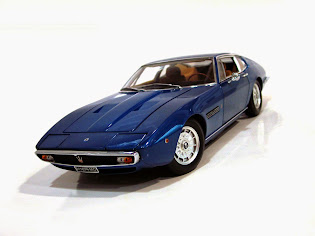 Maserati Ghibli '69 - Minichamps