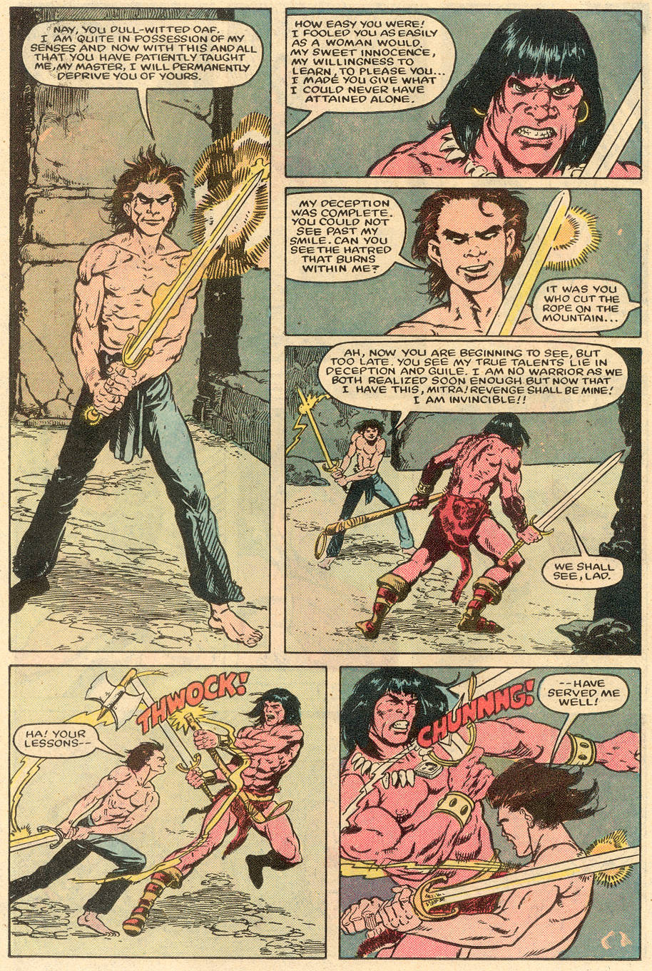 Conan the Barbarian (1970) Issue #164 #176 - English 17
