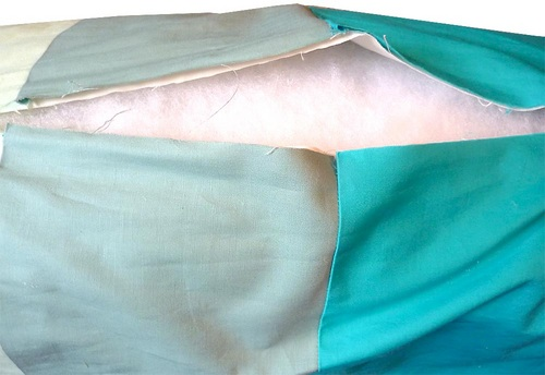 sewing classes - sew long bed pillow