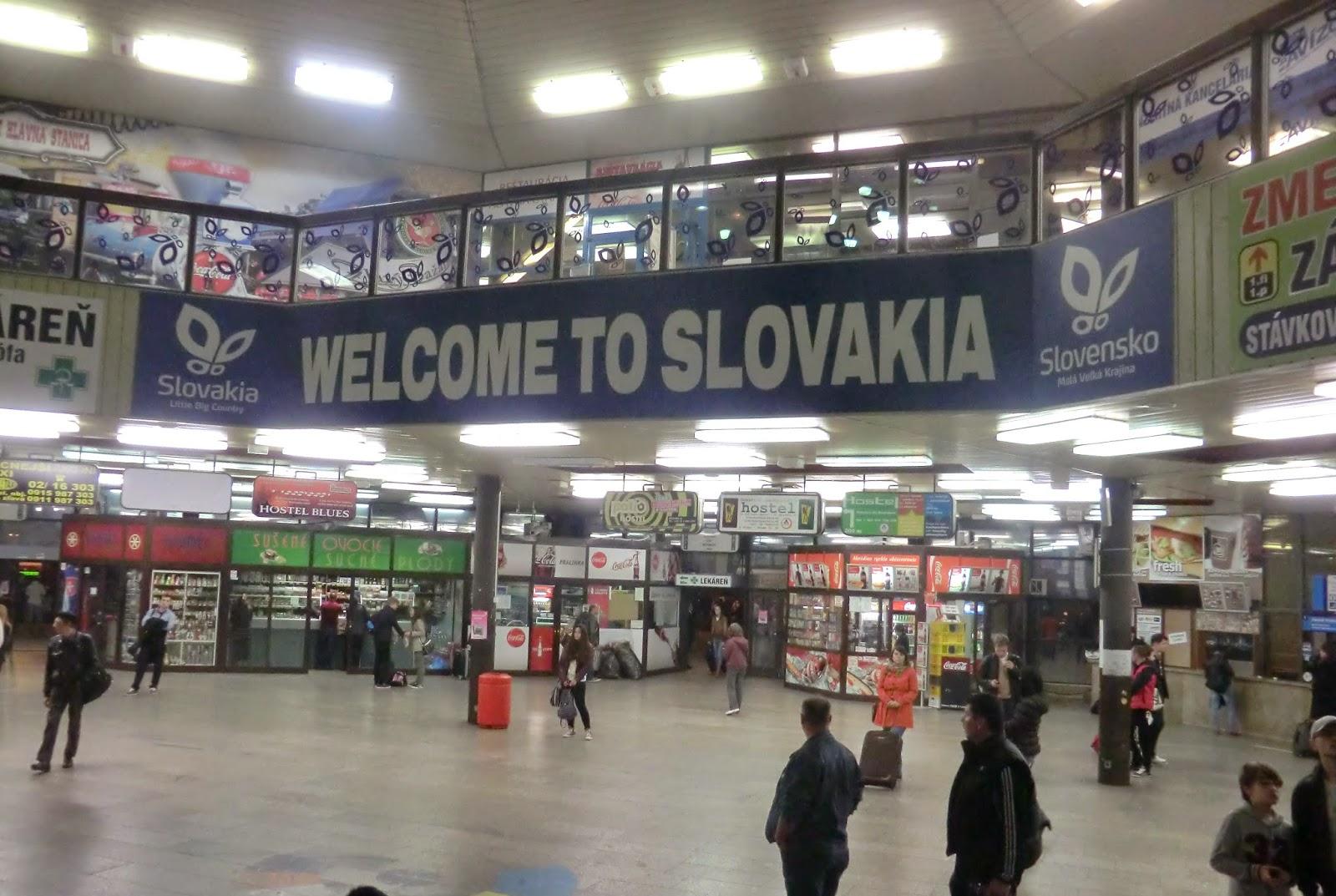 bratislava estacion tren