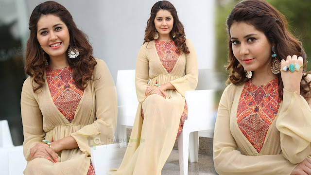 Rashi Khanna Latest Photos At At Shivam Movie Interview