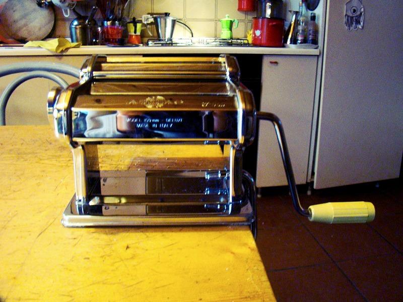 Casa edera gennaio 2013 - Macchina per pasta fatta in casa ...