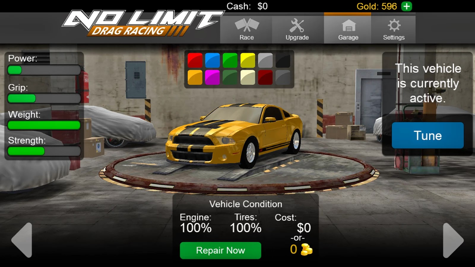 drag racing game cheats for android Car Tuning