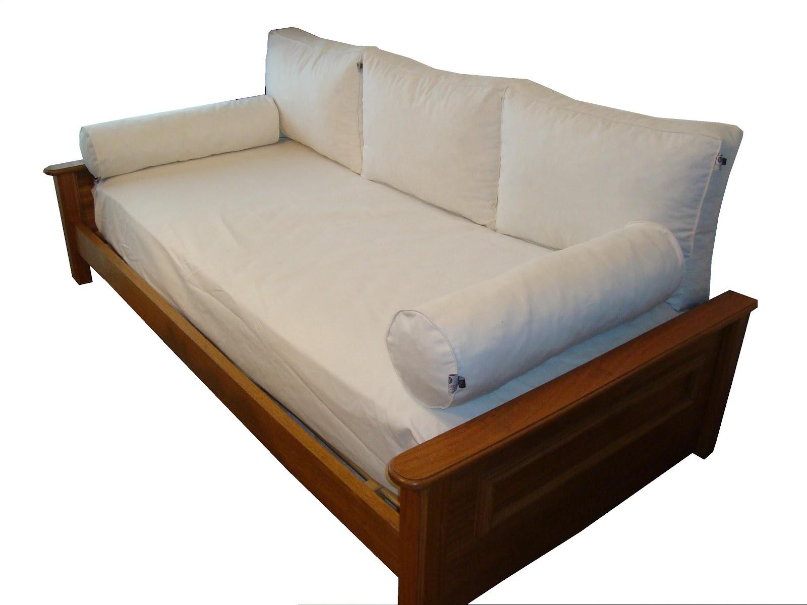 V ndeco design kits de fundas y almohadones para - Como hacer una funda para un sofa ...
