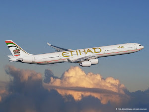 FLY ETIHAD AIRWAYS