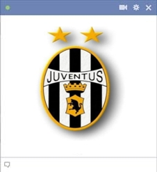 Juve Bianconeri Emoticon