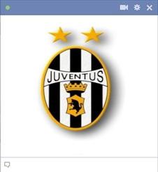 Juve Bianconeri Emoticon