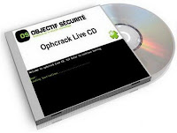 Ophcrack Live CD Vista dan W7 CD Boot 2.013