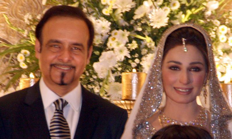 Reema Khans Walima In Pearl Continental Lahore Videos Pictures