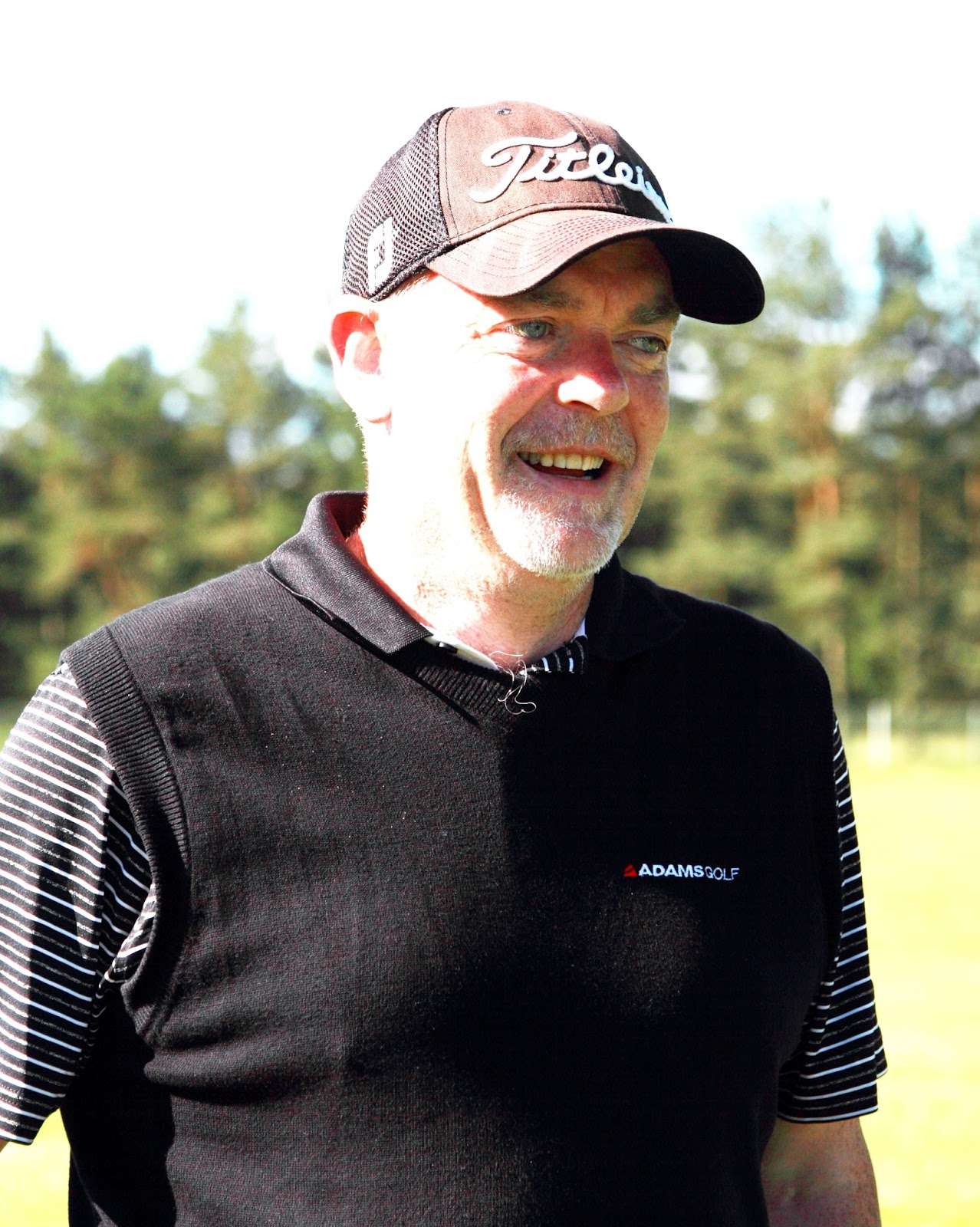 scottish golf view golf news from around the world scottish joe mcmanus uphall pictured below and rob craw glenbervie led the qualifiers for the scottish seniors matchplay championship at stirling today