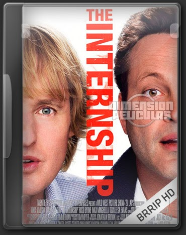 The Internship (BRRip HD Ingles Subtitulada) (2013)