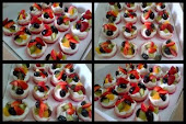 mini pavlova16 pcs