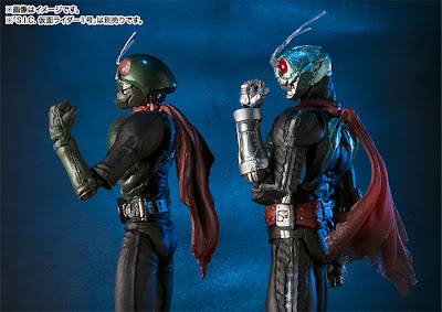 Bandai SIC Kamen Rider 1 (Shin Ichigo) Figure (New Version)
