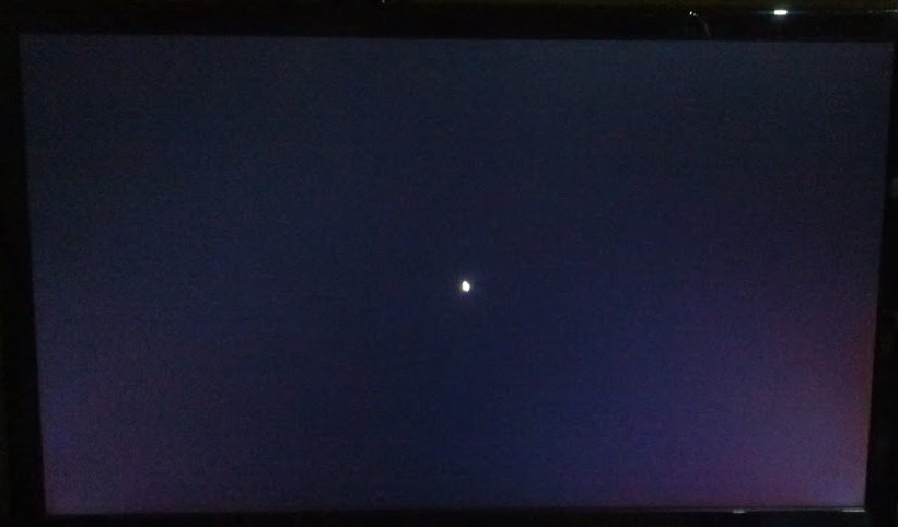how to fix windows black screen no desktop only explorer