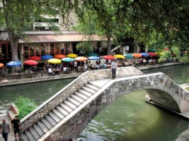 San antonio river walk best honeymoon destinations in usa for Honeymoon spots in america