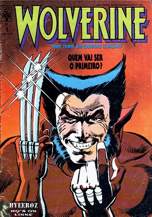 Eu, Wolverine #1