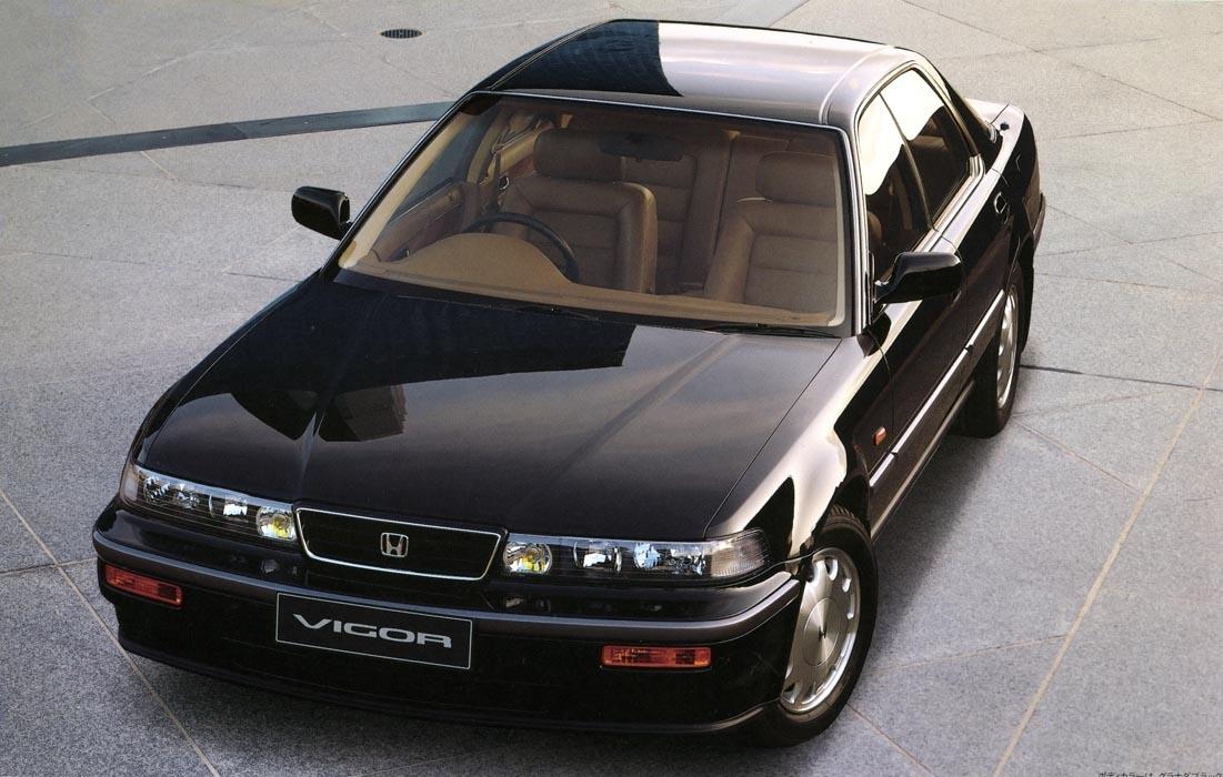 207. Honda/Acura Inspire, Vigor, Rafaga, Saber, Ascot, TL. staryjaponiec blog ホンダ アキュラ