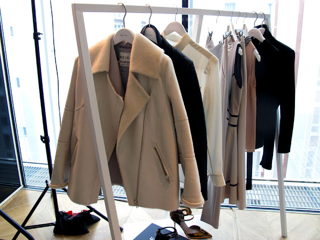 Reiss Autumn/ Winter 2013 collection press day