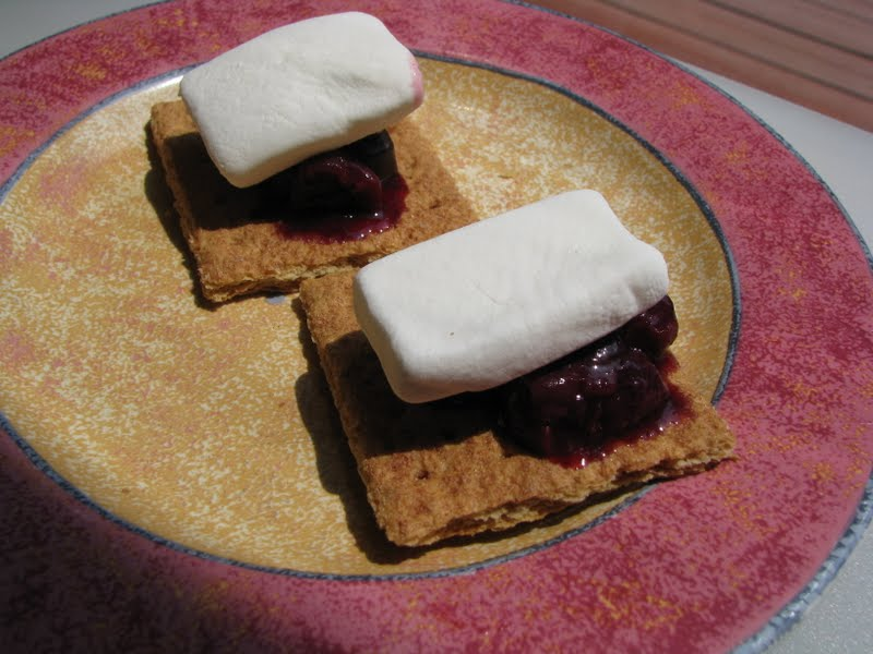 Food Network Musings: Black Forest S'Mores And People Say The ...