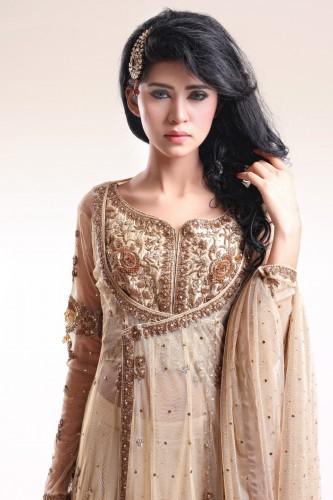 Gorgeous Latest Pakistani Wedding Dresses 2016 For Women
