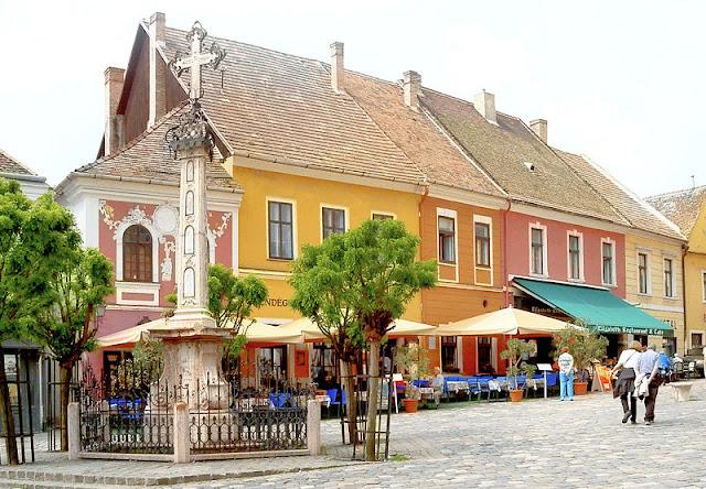 Szentendre en Hungría