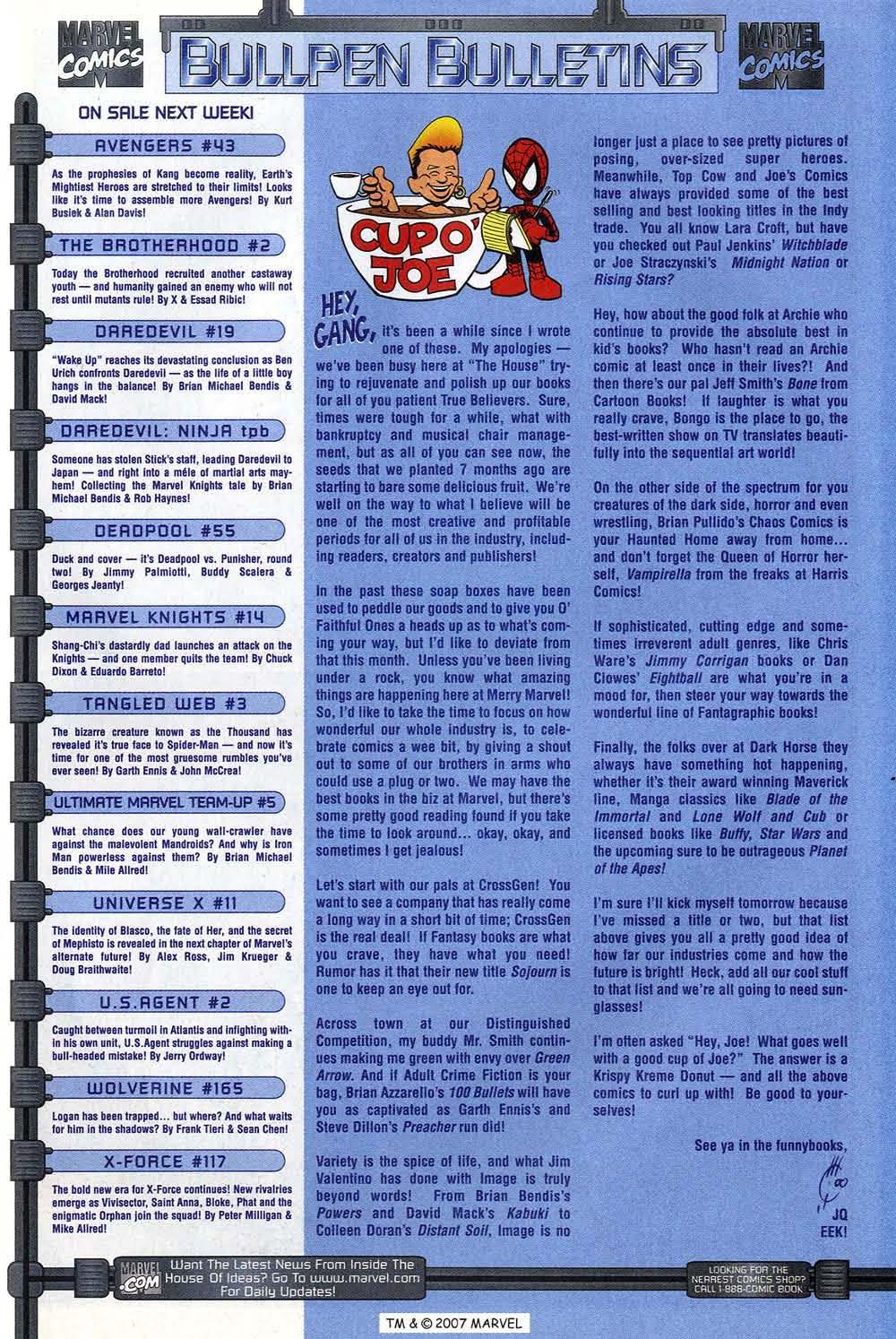 Captain America (1998) Issue #44 #51 - English 25