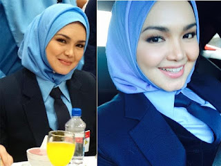 Siti Nurhaliza Diberi Penghormatan Nyanyi Lagu Tamil