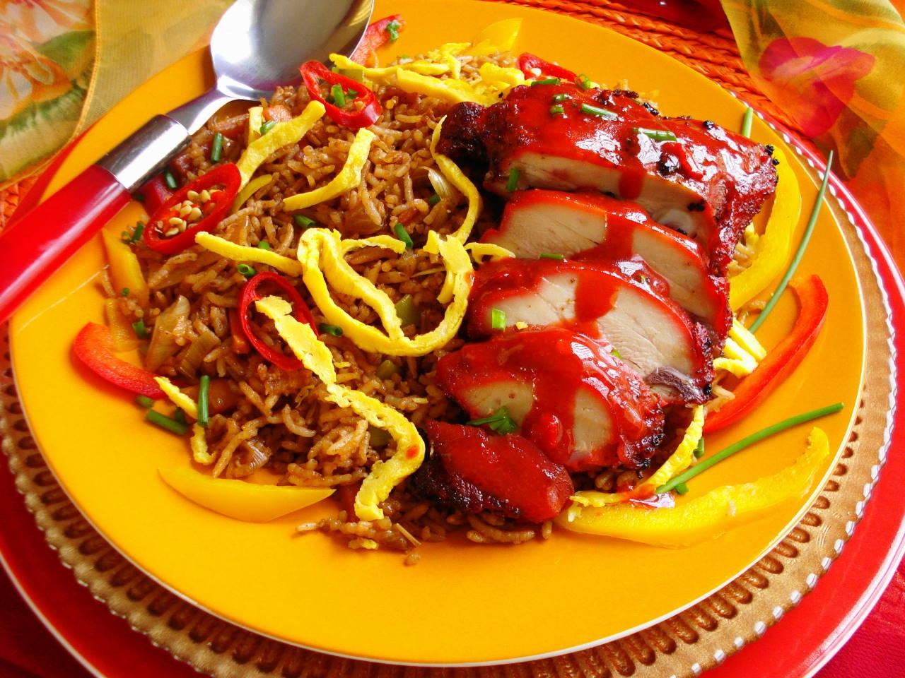 nasi goreng fried rice   indonesia resep makanan indonesia