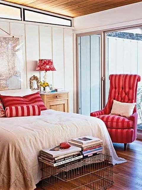red bedroom furniture ideas, bedroom design ideas