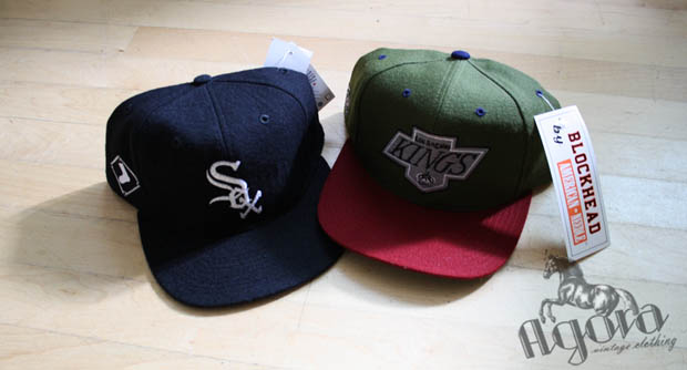 50b0bbab172 American Needle Blockhead Snapback Hats - Agora Clothing Blog