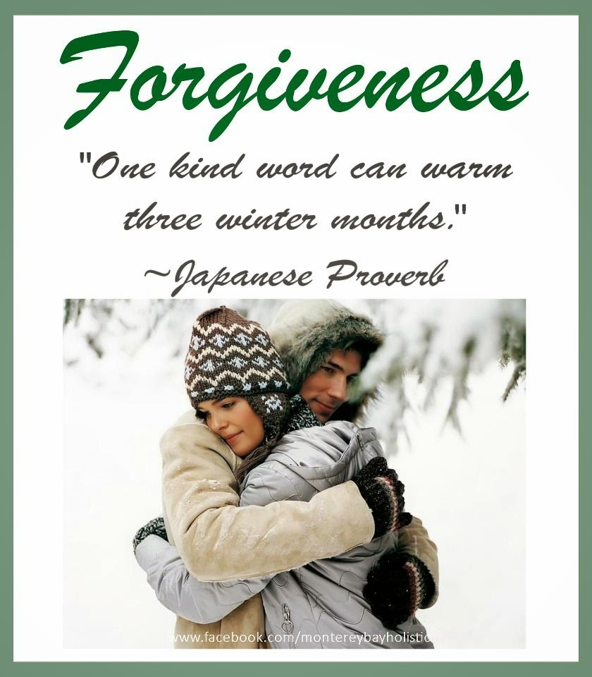 Forgiveness Quotes | Monterey Bay