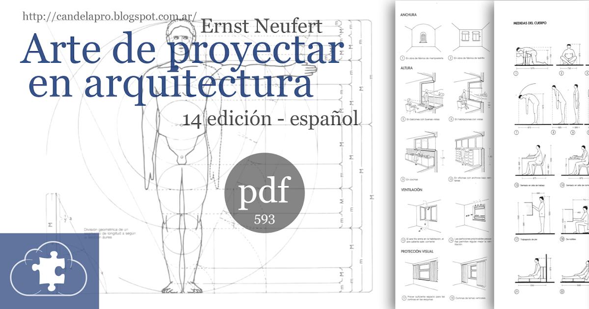 descargar neufert el arte de proyectar en arquitectura pdf