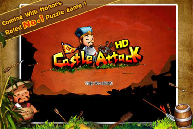 Blog Game: iOS Games Castle Attack – Ultimate HD+ (Free App Of The ...