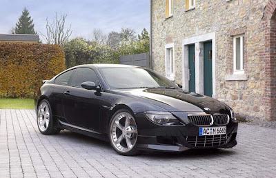 BMW M6 Pictures