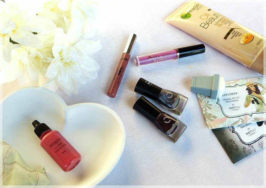 Kosmetik Tops und Flops im April