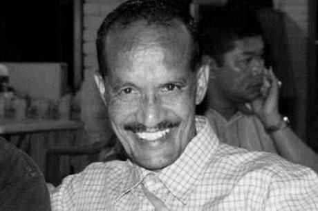 Pelawak Osman Kering meninggal dunia
