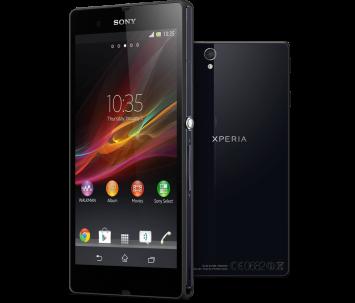 Spesifikasi dan harga Hp sony Xperia Z terbaru