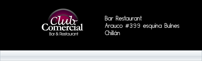 Bar-Restaurant Club Comercial