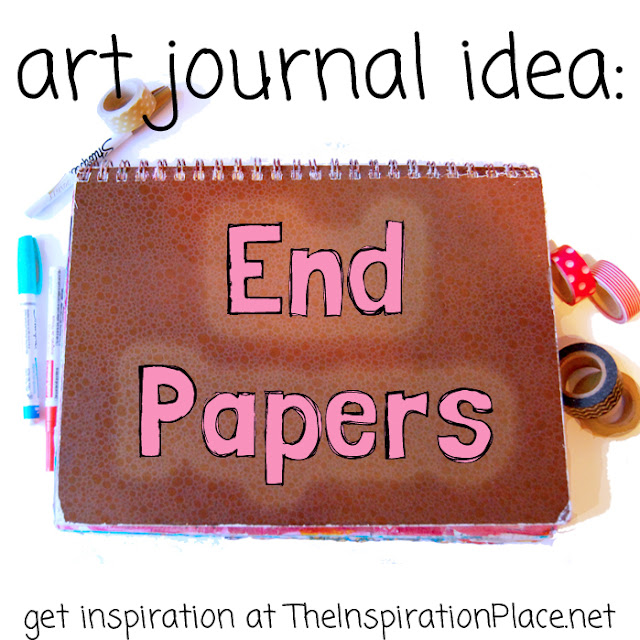 art journal ideas http://schulmanart.blogspot.com/2015/07/what-do-you-put-on-first-page-of-your.html