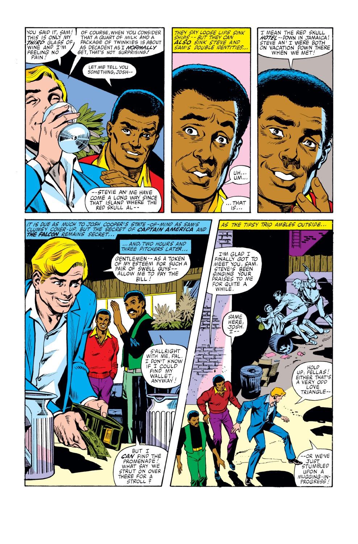 Captain America (1968) Issue #261 #176 - English 3
