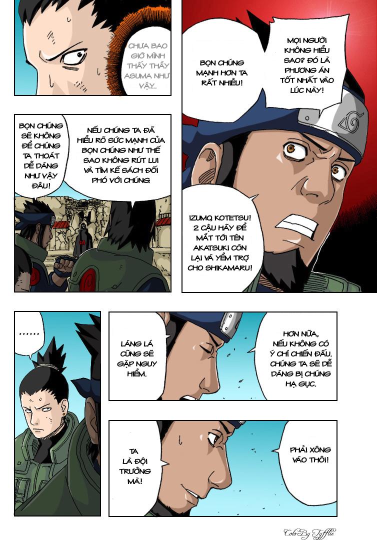 Naruto chap 323.Color Trang 8 - Mangak.info