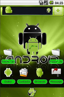 Cara Install Android Theme