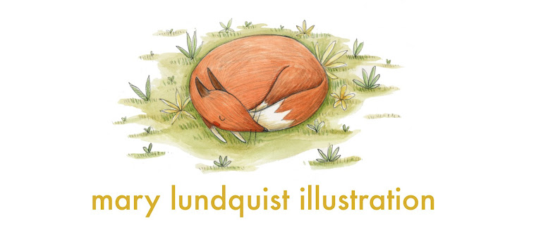 Mary Lundquist Illustration