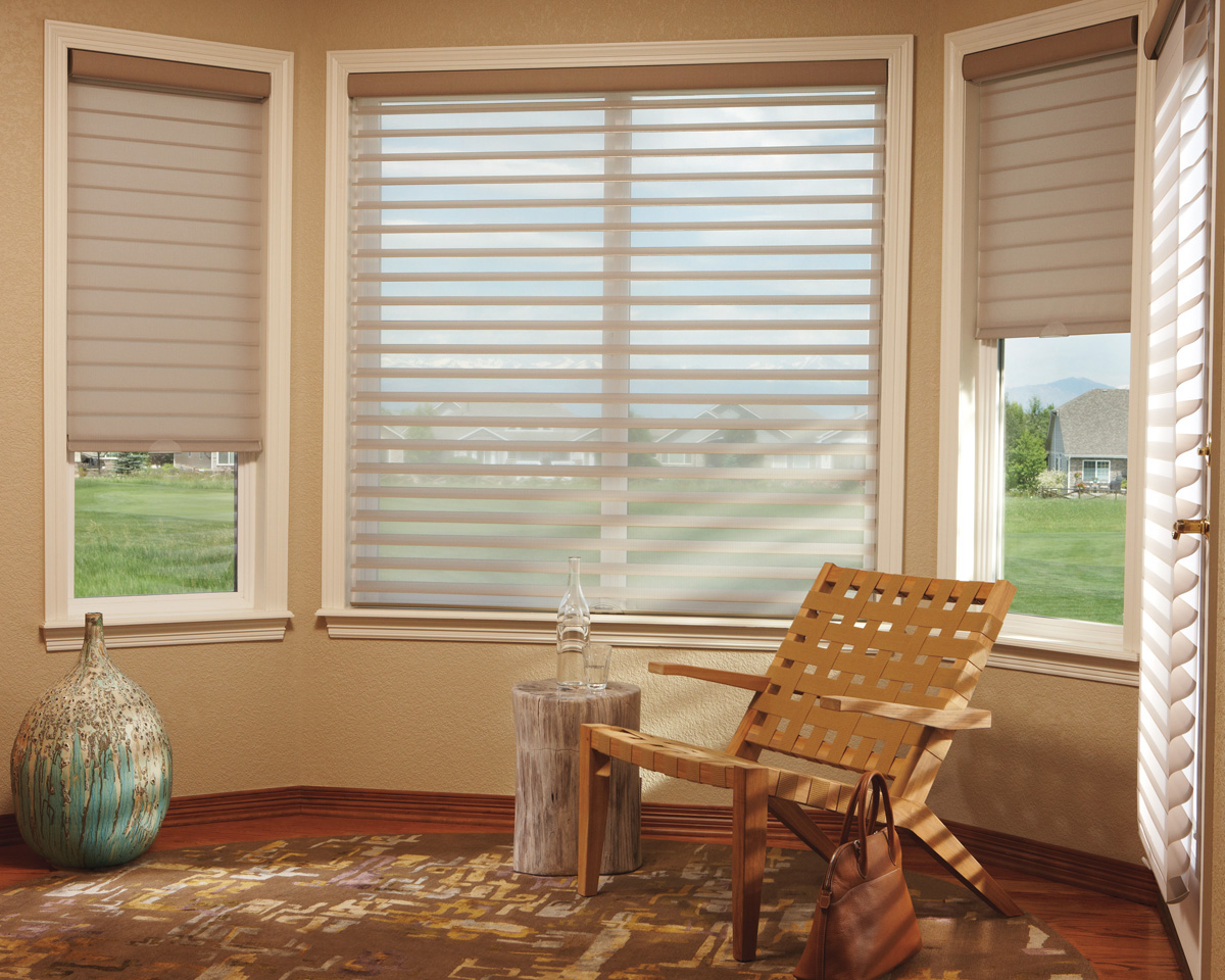The buzz on blinds do hunter douglas silhouette window for Shades and window treatments