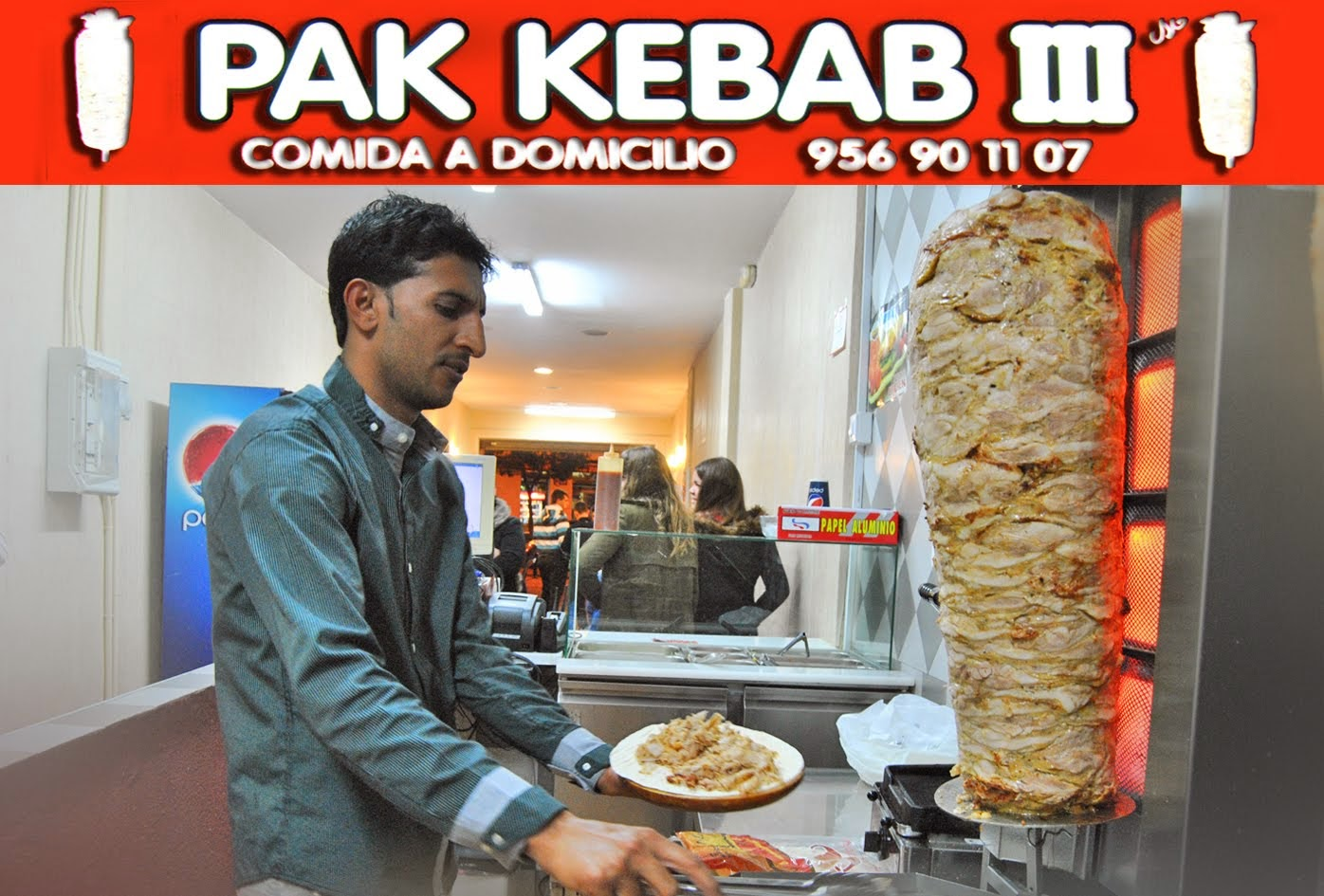 Pak Kebab III
