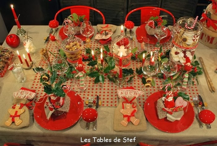 Fil book activit s pour enfant d cembre 2013 - Decoration de la table de noel ...